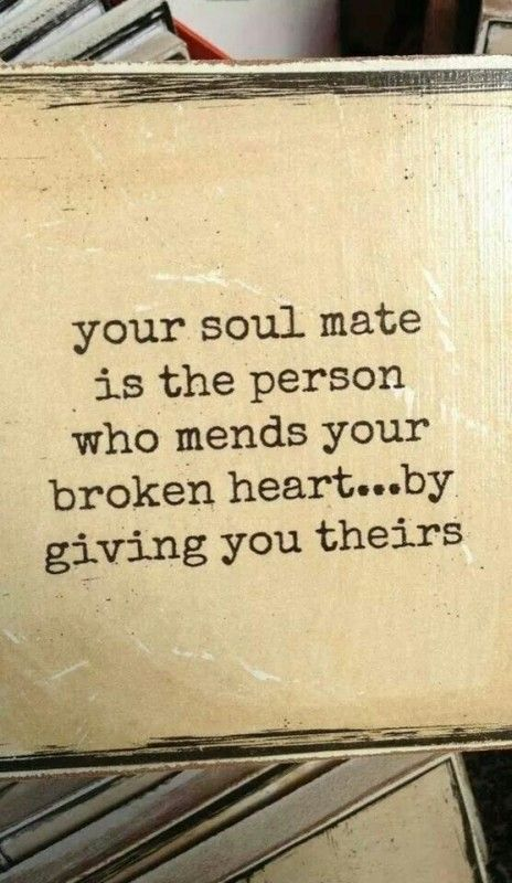 Soul Mate Quote Pictures Photos And Images For Facebook
