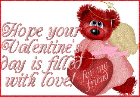 Valentines Day Quote For A Friend Pictures Photos And Images For