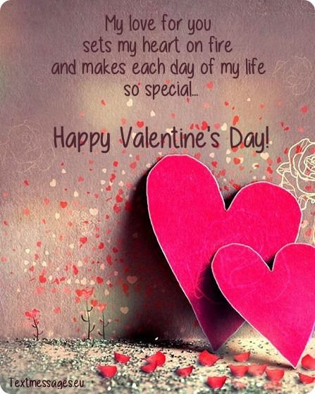 Happy Valentines Day My Love For You Is Special Pictures