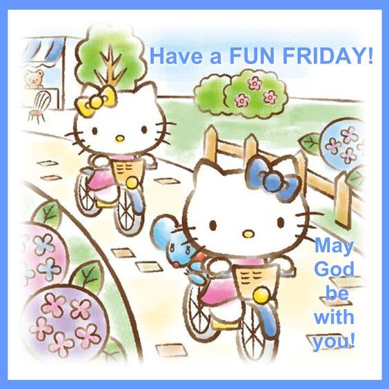 7606dd848 Hello Kitty Friday Image Pictures, Photos, and Images for Facebook ...