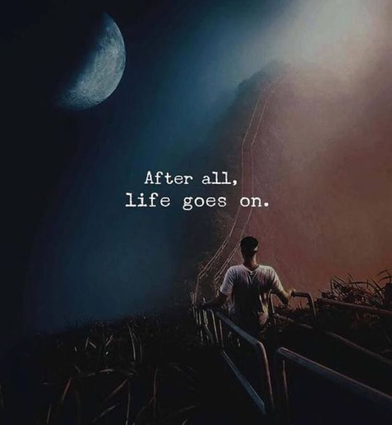 After All, Life Goes On Pictures, Photos, And Images For