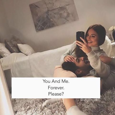 You And Me Forever. Please? Pictures, Photos, and Images ...