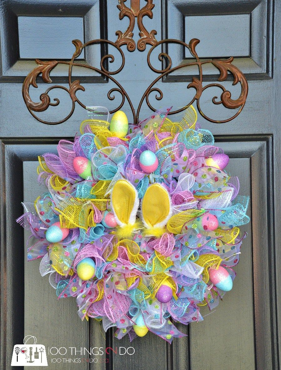 Easy Dollar Tree Wreath Pictures Photos And Images For