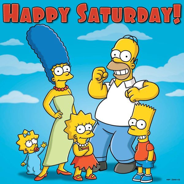 Homer Simpson Wedding Quotes: Simpsons Happy Saturday Pictures, Photos, And Images For