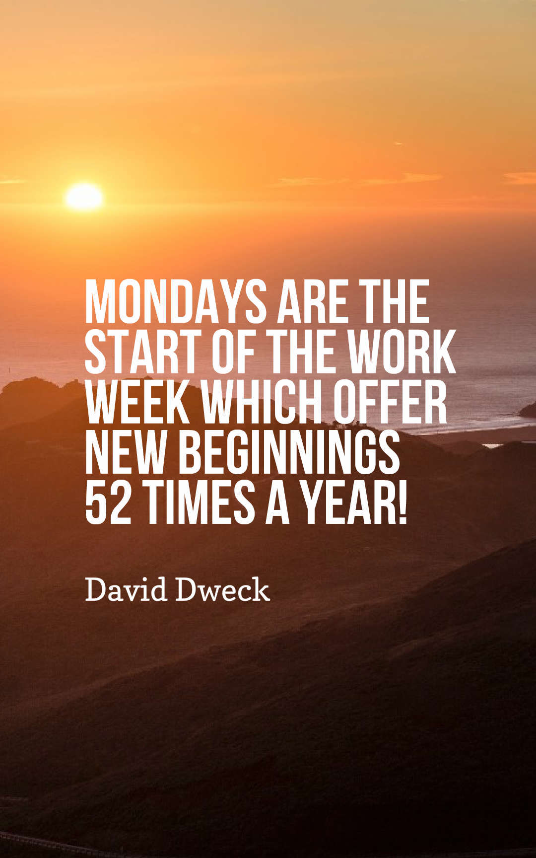 Mondays Are The Start Of The Work Week Pictures, Photos ...