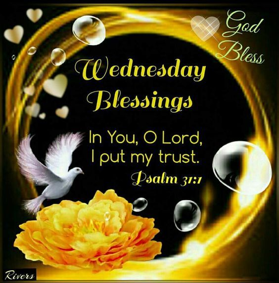 Religious Wednesday Blessings Quote Pictures, Photos, and