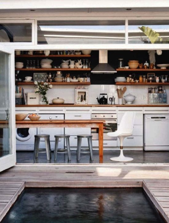 indoor outdoor kitchen pictures photos and images for facebook