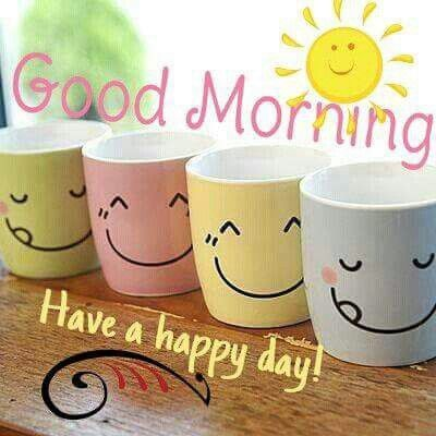 Happy Mug Good Morning Image Pictures Photos And Images