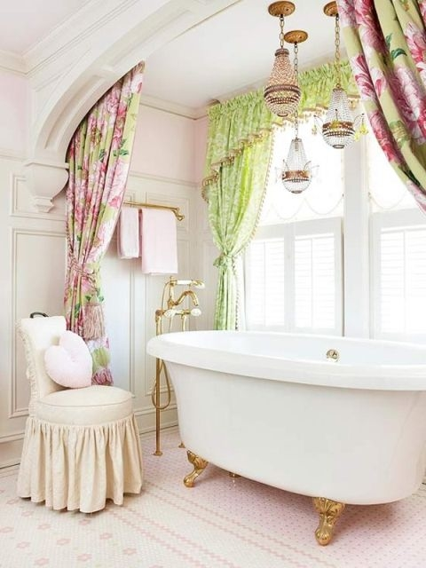 Pretty bathroom pictures photos and images for facebook for Pretty bathrooms