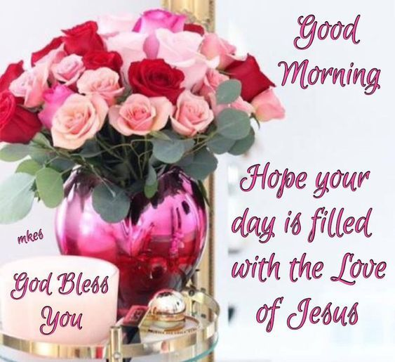 Love Of Jesus Good Morning Quote Pictures Photos And Images For