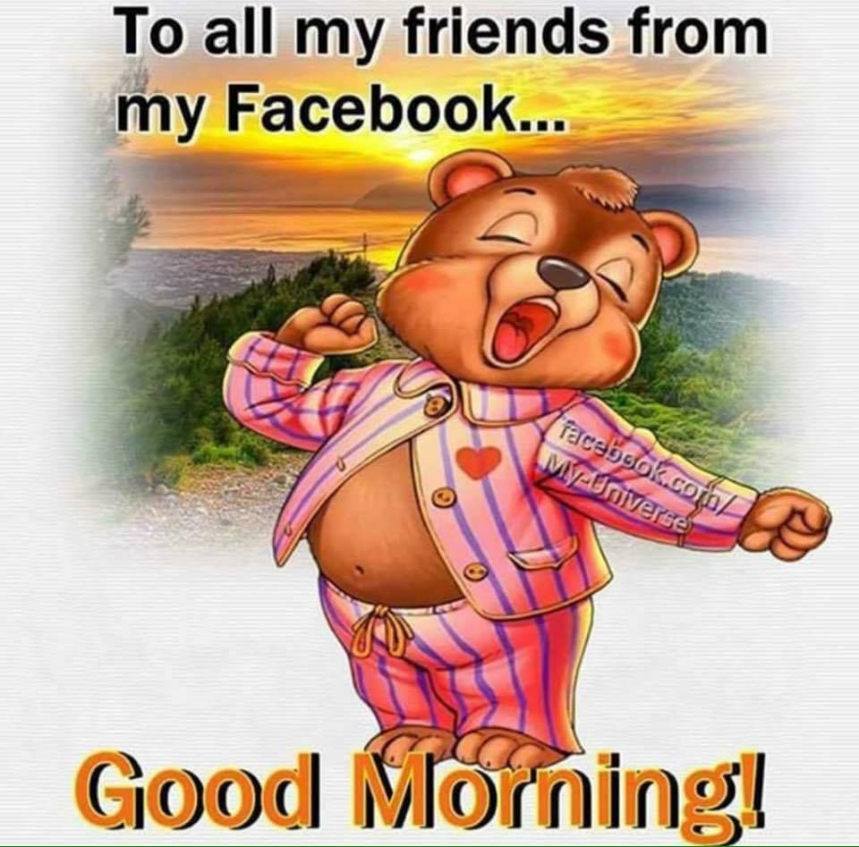 Good Morning On Facebook : Facebook friend good morning quote pictures photos and