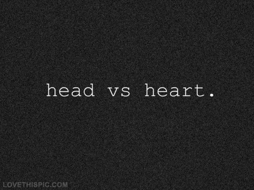 Head Vs Heart Pictures, Photos, and Images for Facebook ...   500 x 375 jpeg 101kB