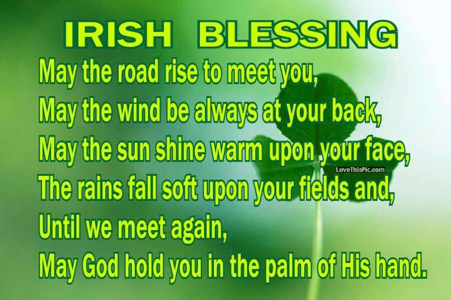 Irish Quotes Impressive Religious Irish Blessings Quote Pictures Photos And Images For