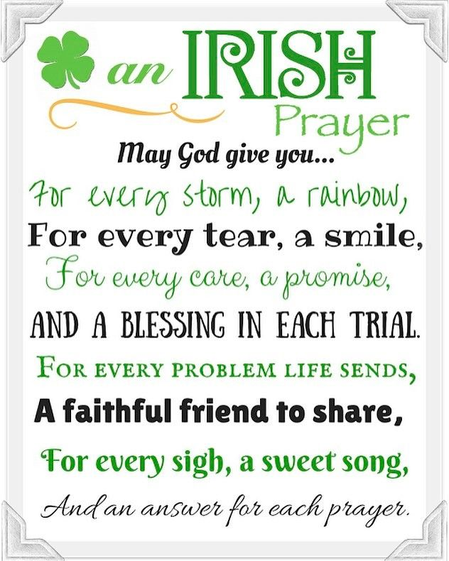 An Irish Prayer Pictures, Photos, And Images For Facebook