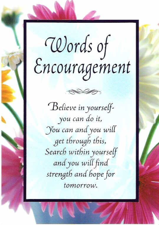 words of encouragement pictures photos and images for facebook