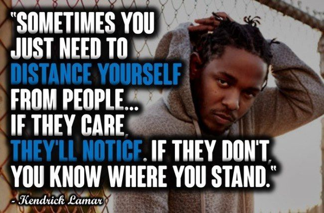 kendrick lamar quote pictures  photos  and images for