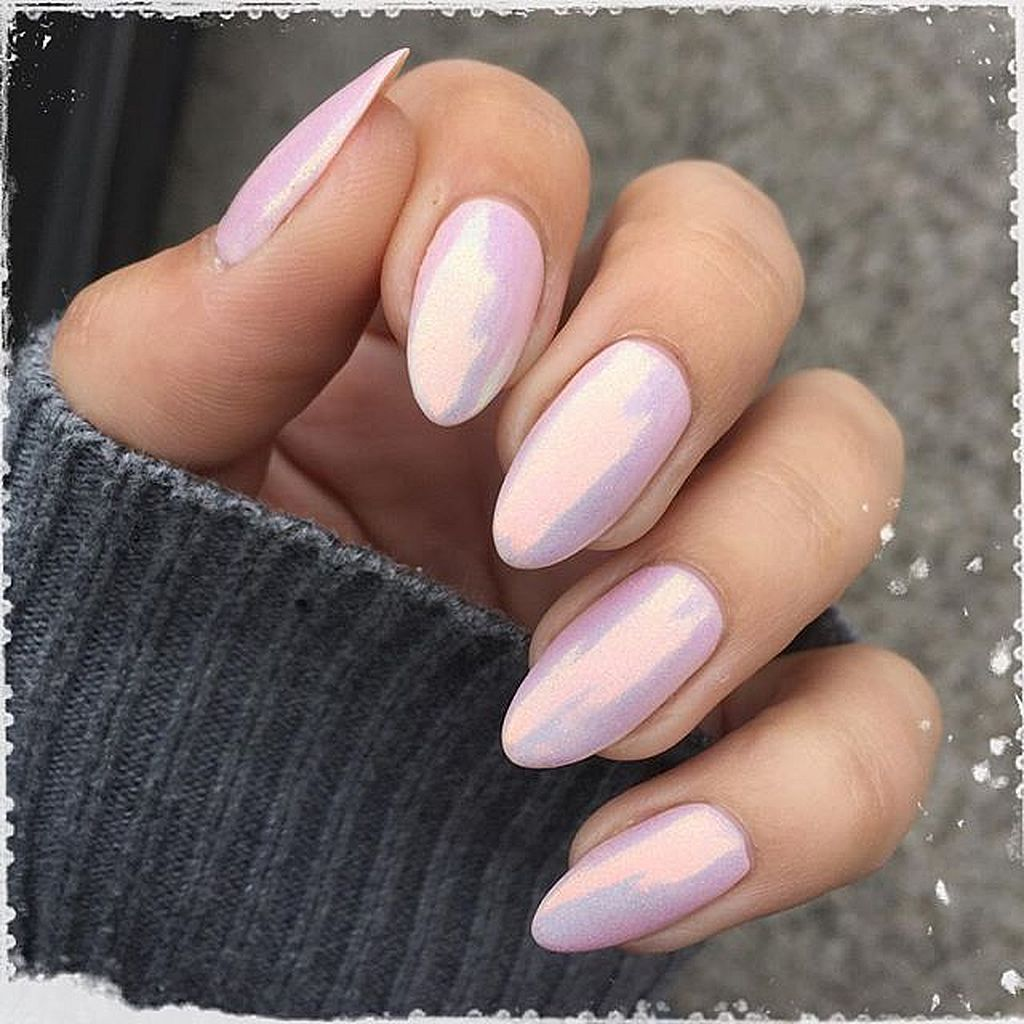 Lavender Round Nails Pictures, Photos, and Images for ...