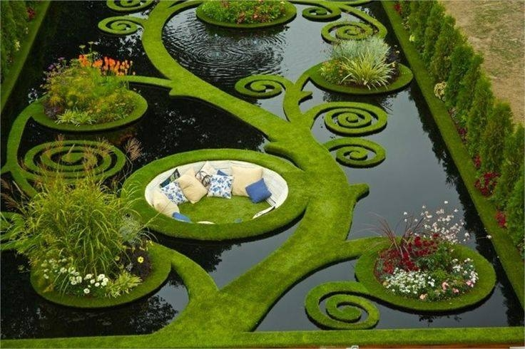Beautiful Garden Pond Pictures Photos And Images For Facebook