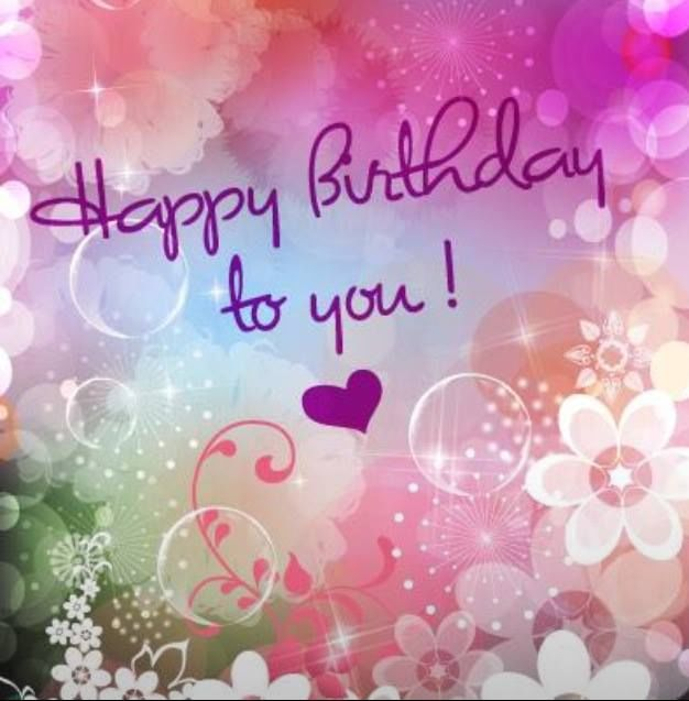 Happy Birthday Beautiful Quotes: Happy Birthday To You Quote With A Heart Pictures, Photos