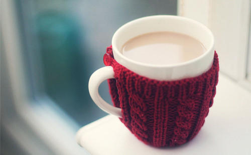 32733 diy sweater mug warmer