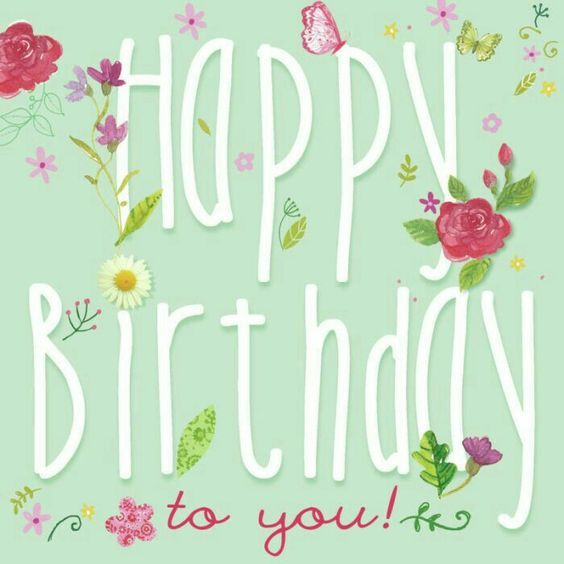 Floral Birthday Wishes Pictures Photos And Images For Facebook
