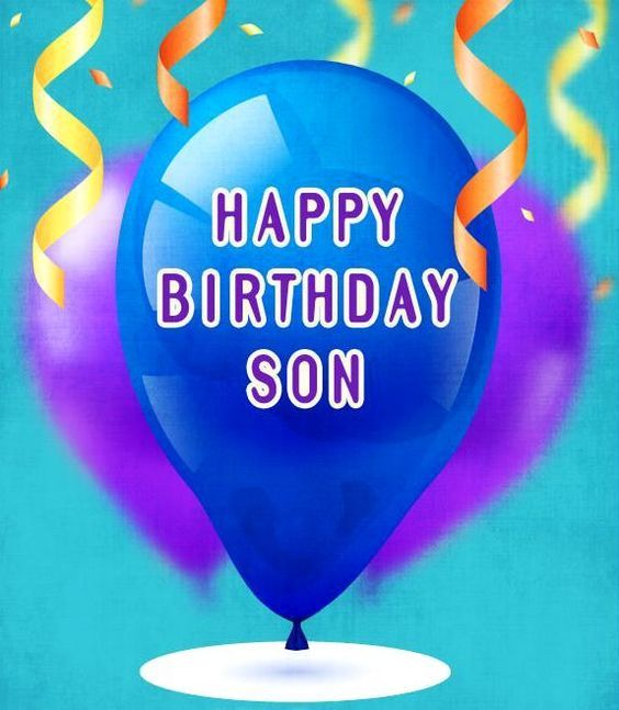 Happy Birthday Son Quote Pictures Photos And Images For Facebook