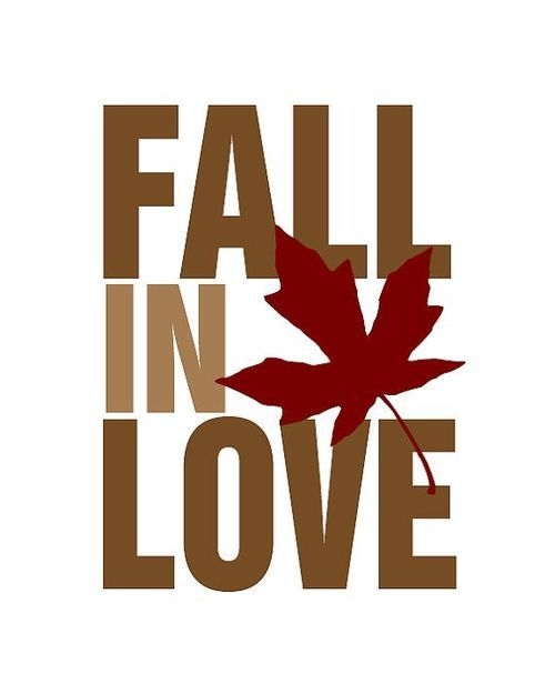 Tumblr Fall Quotes: Fall In Love Pictures, Photos, And Images For Facebook