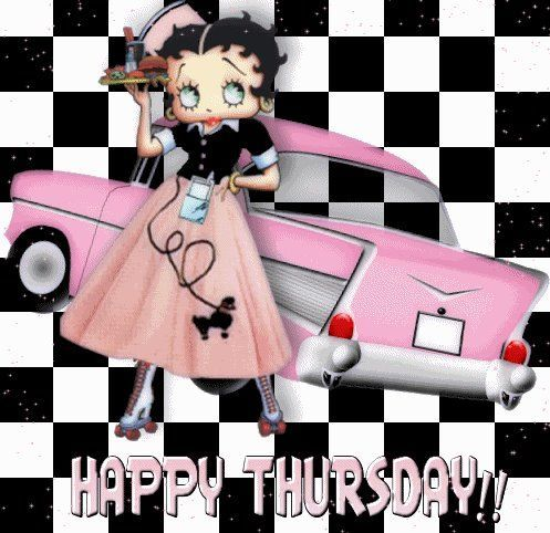 Rollerskate Betty Boop Thursday Pictures, Photos, and