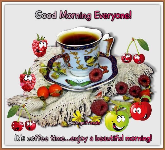 Enjoy A Beautiful Morning! Good Morning Everyone! Pictures ...