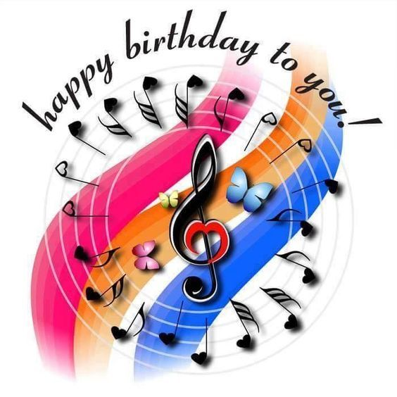 Song Note Happy Birthday Pictures, Photos, And Images For