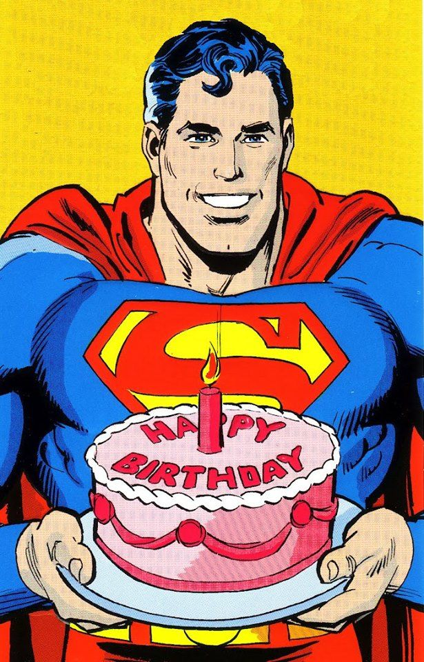 Superman Happy Birthday Pictures, Photos, and Images for ...