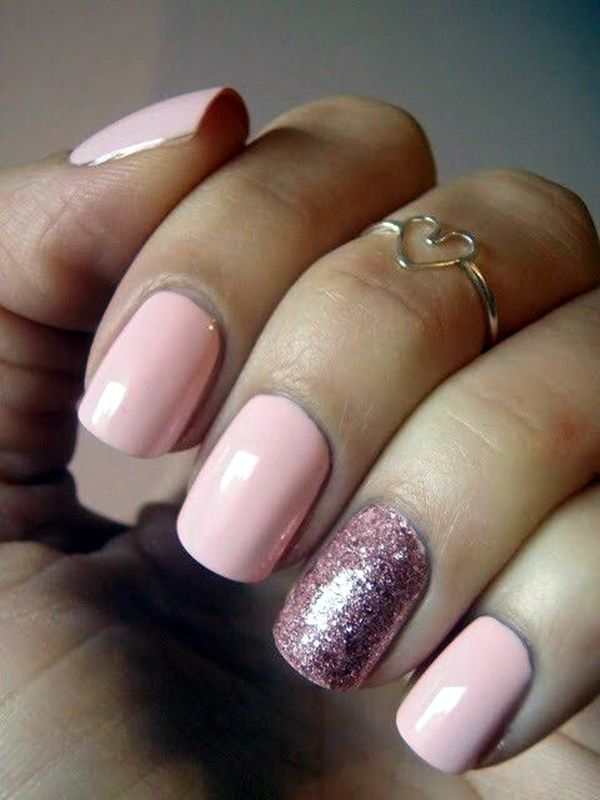 Enchanting Gel Nails Light Illustration - Nail Art Design Ideas ...