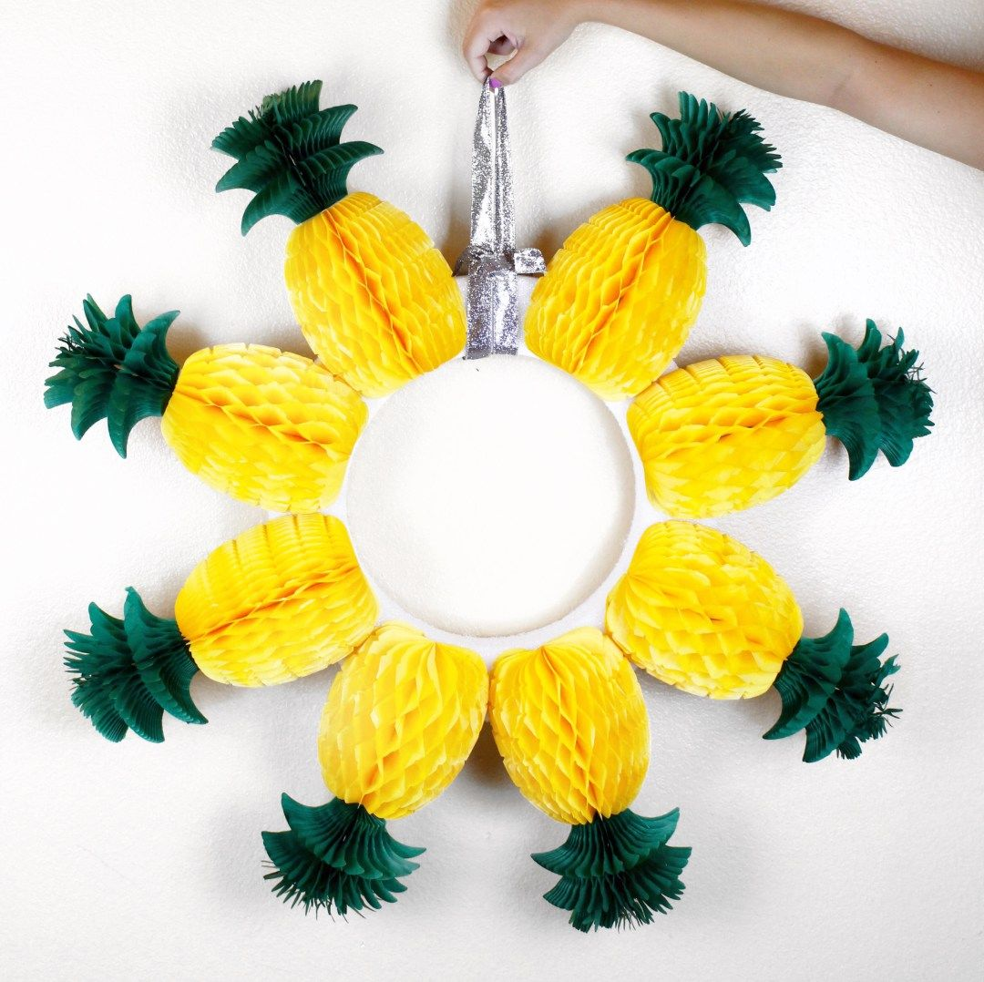 67 Best Trending News Viral Videos Images On Pinterest: Pineapple Wreath Pictures, Photos, And Images For Facebook