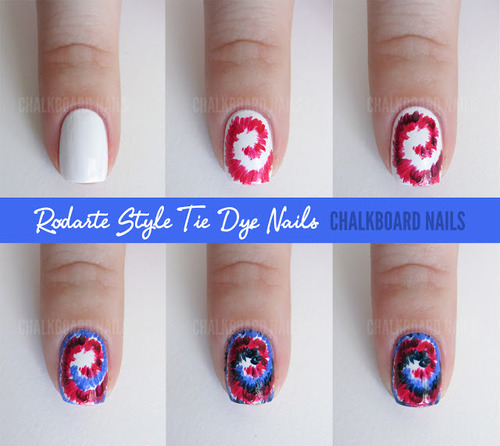 Tye Dye Nails Pictures Photos And Images For Facebook Tumblr
