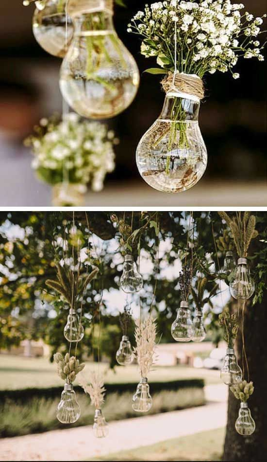 Hanging Light Bulb Vases Pictures Photos And Images For Facebook