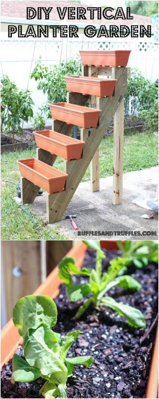 Vertical Planter Garden Pictures Photos And Images For
