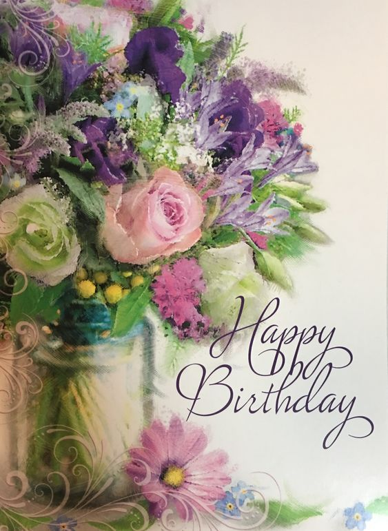 Flower Happy Birthday Bouquet Pictures, Photos, and Images for ...