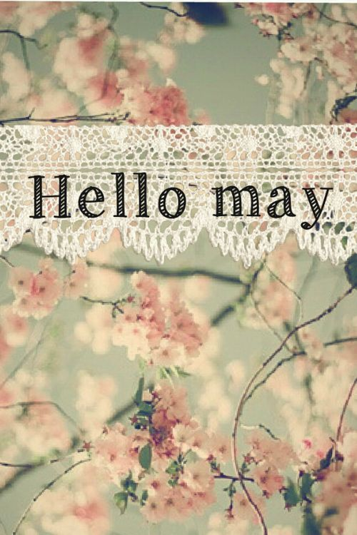Vintage Hello May Image Pictures, Photos, and Images for