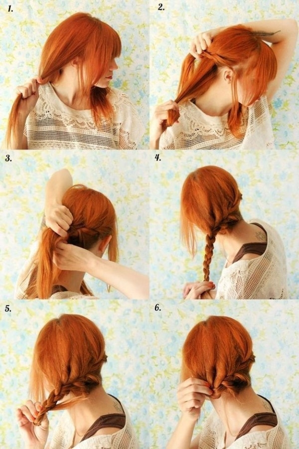 DIY Braid Hairstyle Pictures Photos And Images For Facebook - Hairstyle diy tumblr