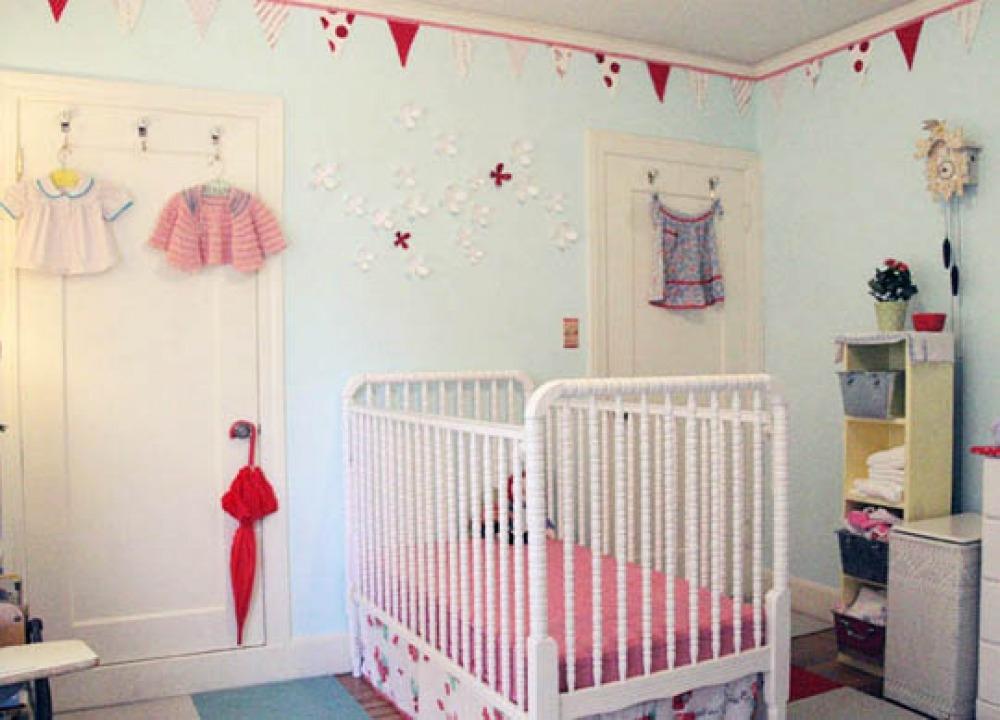 Vintage Baby Nursery Ideas for Baby Girl and Boy Nursery