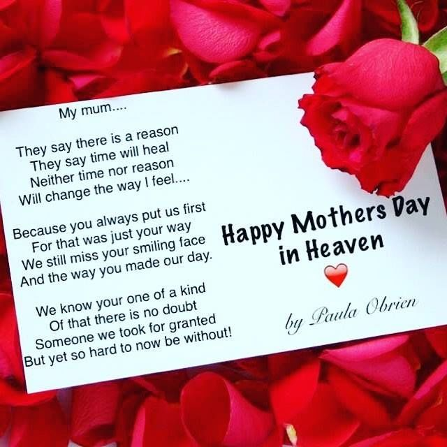 Happy Mother's Day In Heaven Pictures, Photos, and Images ...