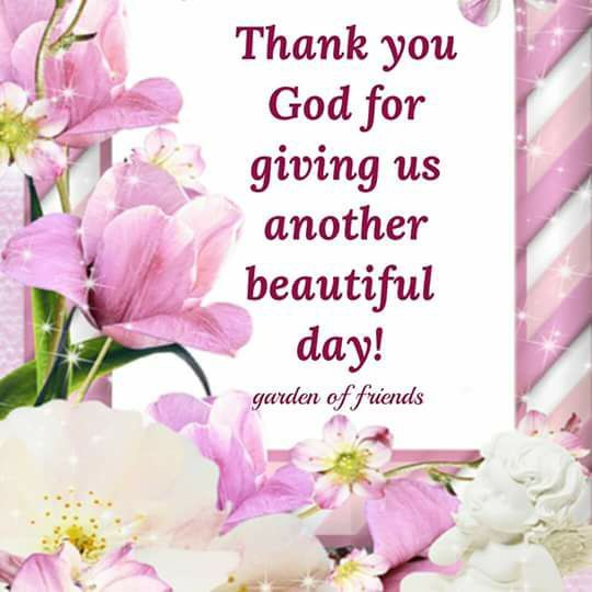 Thank You God For Giving Us Another Beautiful Day! Pictures, Photos, and Images for Facebook ...