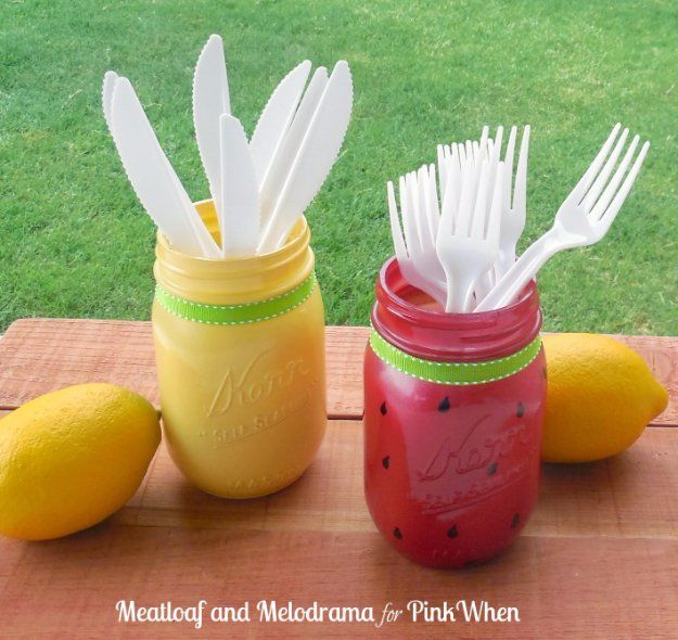 Summer Mason Jar Diy Pictures Photos And Images For Facebook Tumblr Pinterest And Twitter