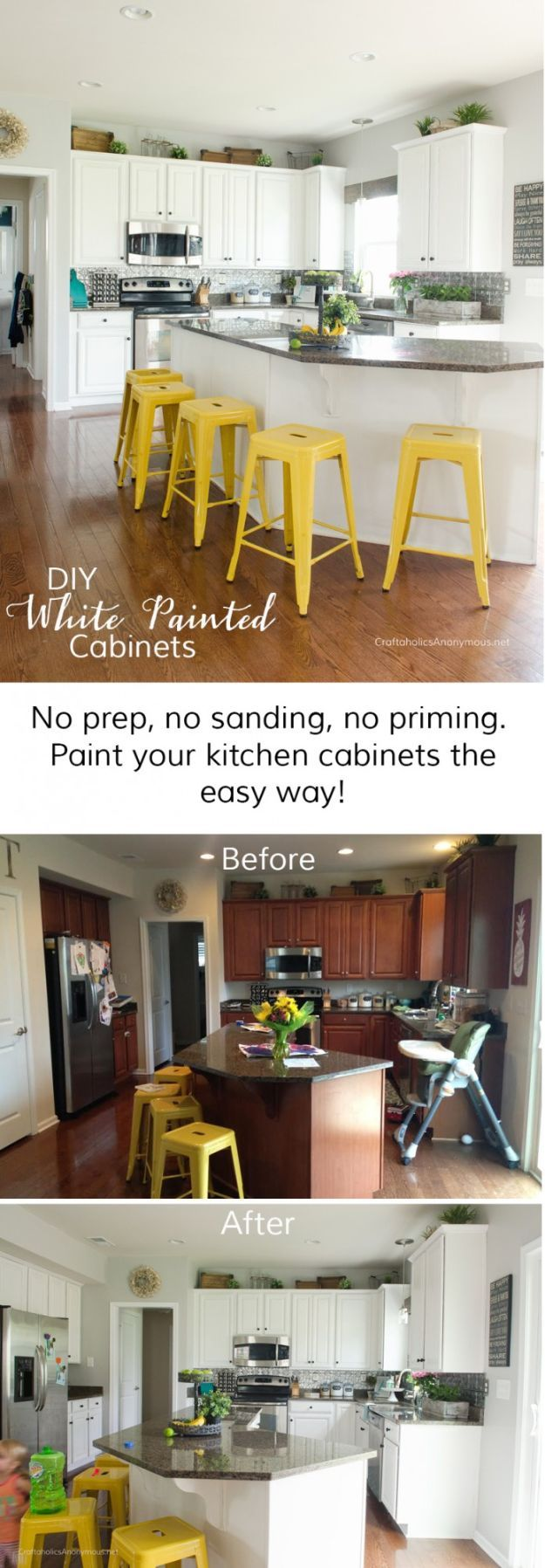 Paint Kitchen Cabinets With Chalk Paint Pictures Photos And Images For Facebook Tumblr Pinterest And Twitter