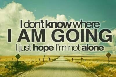 I Just Hope Im Not Alone Pictures, Photos, and Images for Facebook, Tumblr, P...
