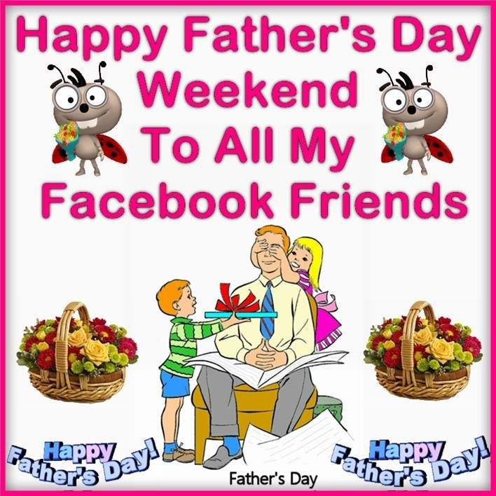 Happy fathers day my friend