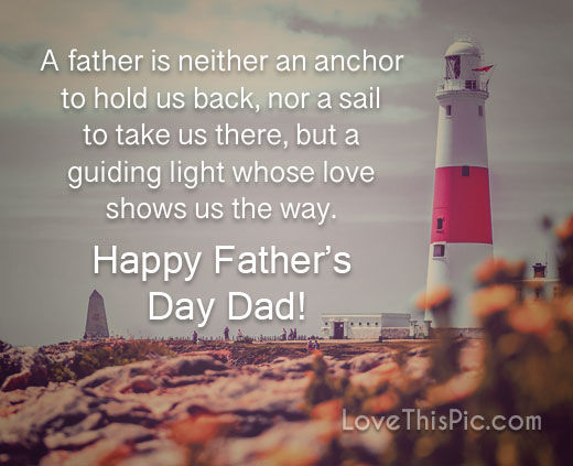 A Father Is Neither An Anchor Pictures Photos And Images