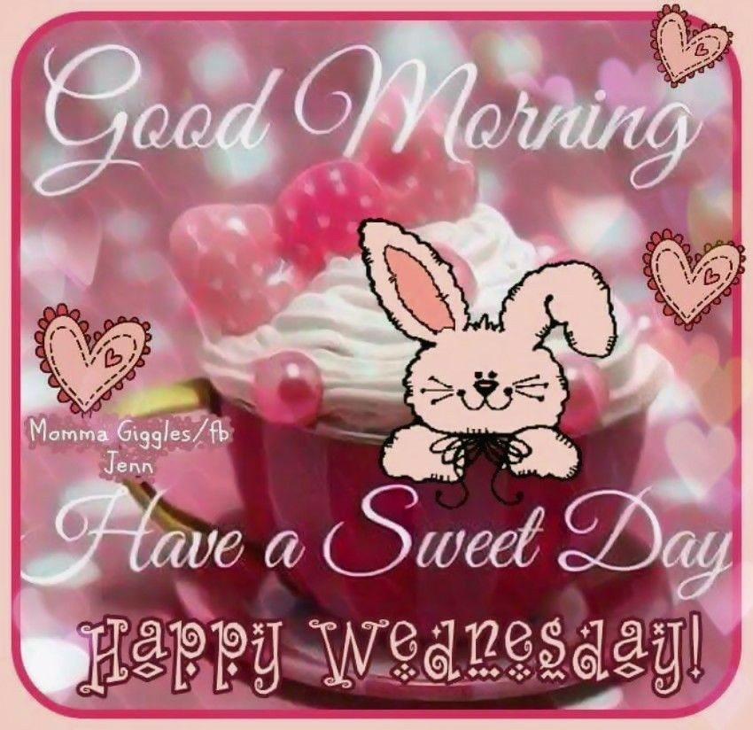 Good Morning Sweet Day Wednesday Pictures, Photos, and