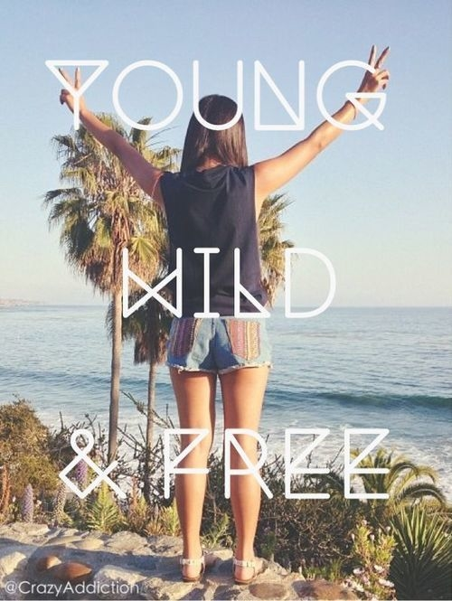 Young Wild & Free ...