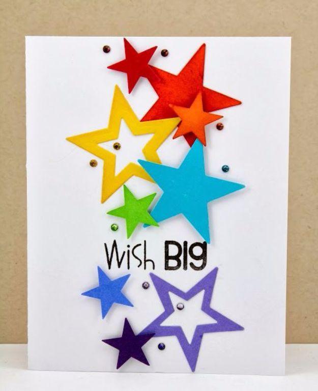 Wish Big Birthday Card